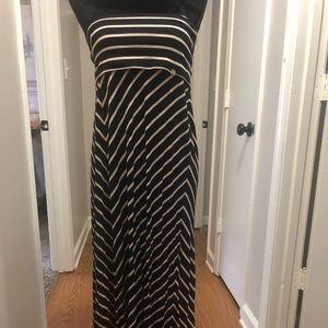Calvin Klein maxi tub dress/skirt